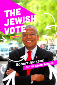 Robert Jackson for NY State Senate