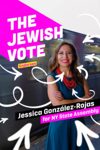 Jessica González-Rojas for NY State Assembly