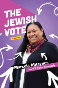 Marcela Mitaynes for NY State Assembly