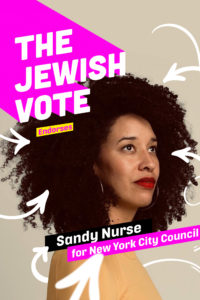 Sandy Nurse for New York City Council