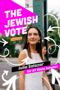 Julia Salazar for NY State Senate