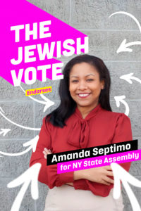 Amanda Septimo for NY State Assembly