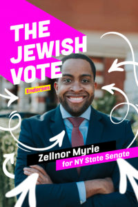 Zellnor Myrie for NY State Senate