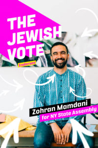 Zohran Mamdani for NY State Assembly