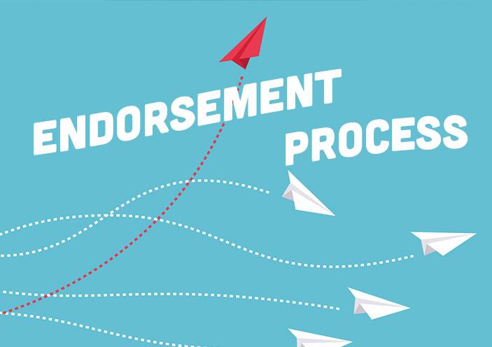 Endorsement Process