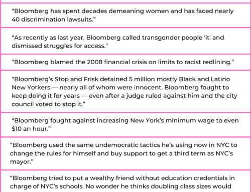 How to Dunk on Bloomberg Without Being Antisemitic